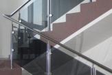 Ограждения со стеклом